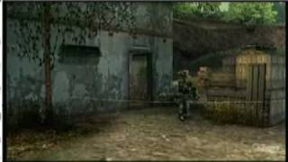 GC 2009: MGS Peace Walker Trailer