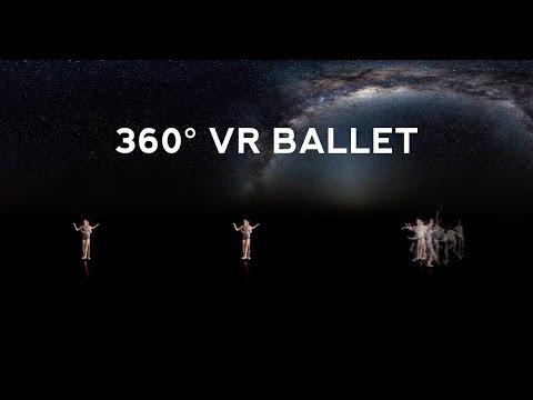 VR Ballet - Silent Resonance - 360° Video
