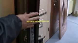 Двери входные металлические с МДФ модель Спикер(Продажа входных металлических и межкомнатных дверей http://ustanovim-dveri.kiev.ua Профессиональная установка дверей!..., 2015-06-26T12:47:59.000Z)