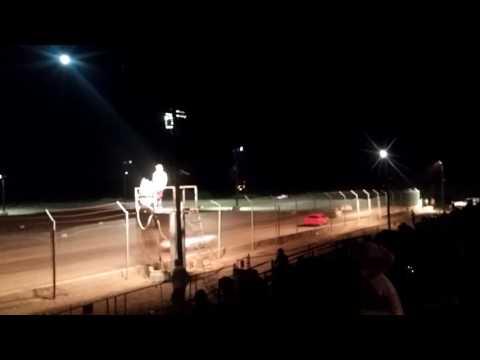 Mohave valley raceway Mini stock main 5/21/16