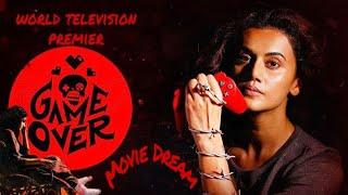 Game Over upcoming Hindi Dubbed movie & trailer | Taapsee Pannu | Ashwin Saravanan