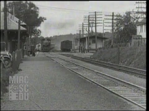 A Day Trip from New York: New York-Area Railroads in 1928