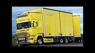 Nice Trucks at strängnäs Truck Meet 2014