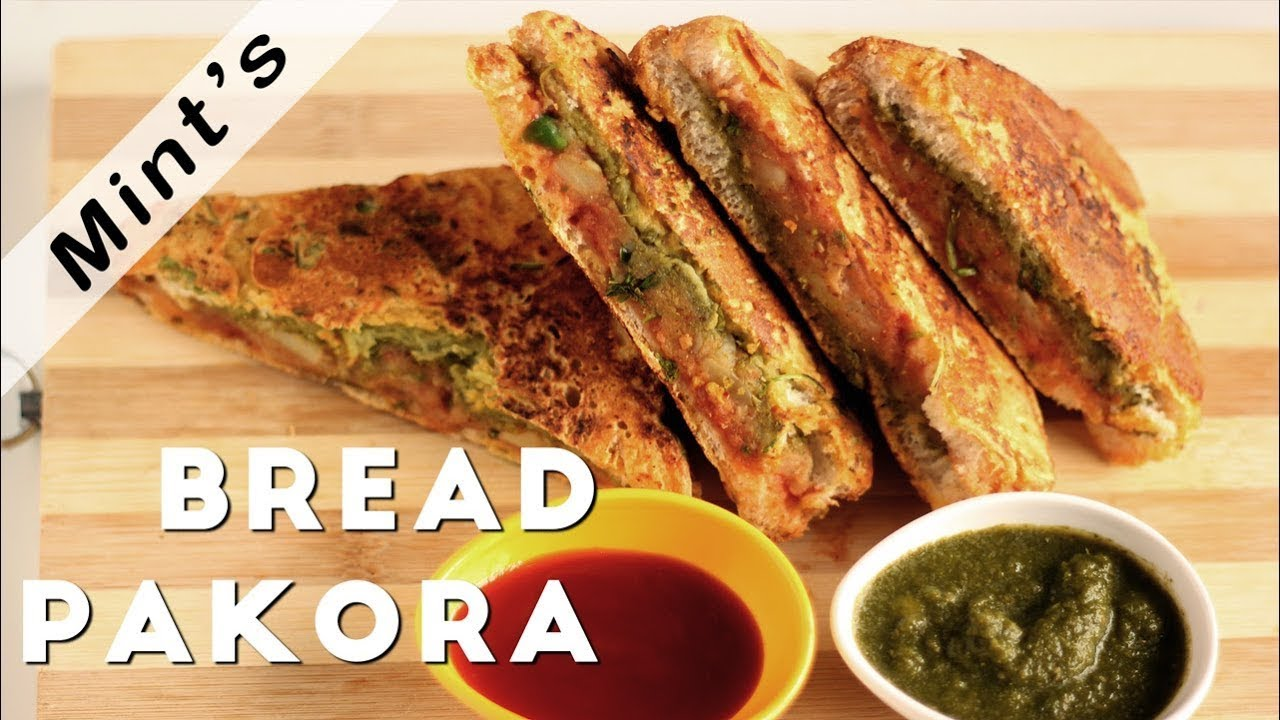 Bread pakora recipe breakfast recipes indian snacks recipes ep bread pakora recipe breakfast recipes indian snacks recipes ep 129 youtube forumfinder Image collections