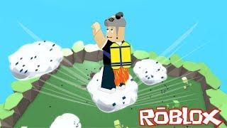 Tutmayın Bizi Uçuyoruz! - Panda ile Roblox Jetpack Simulator!