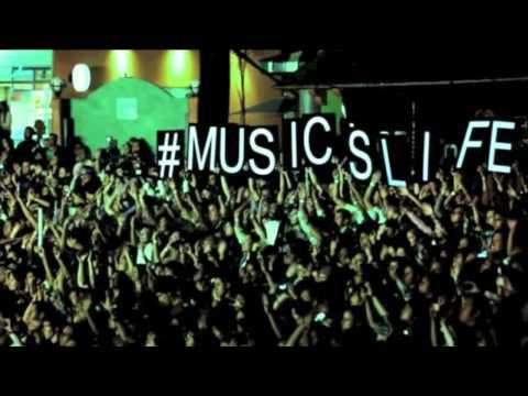 Activación y Flashmob en Concierto de Dash Berlin en Six Flags by Los Tipitos