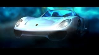Need for Speed Most Wanted Porsche 918 Spyder VS McLaren MP4-12C Gameplay (PC)-1080p High Settings