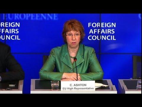 EU to expand Ukraine sanctions list, says Ashton