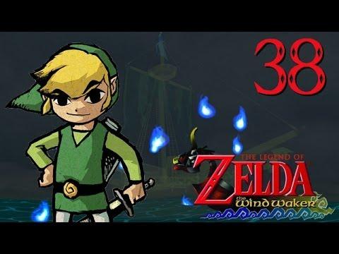 The Legend Of Zelda The Wind Waker Partie 38 Le Vaisseau Fantome Youtube
