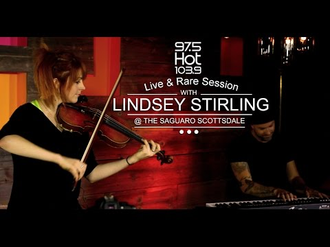 Lindsey Stirling- All of Me - Live & Rare Session HD