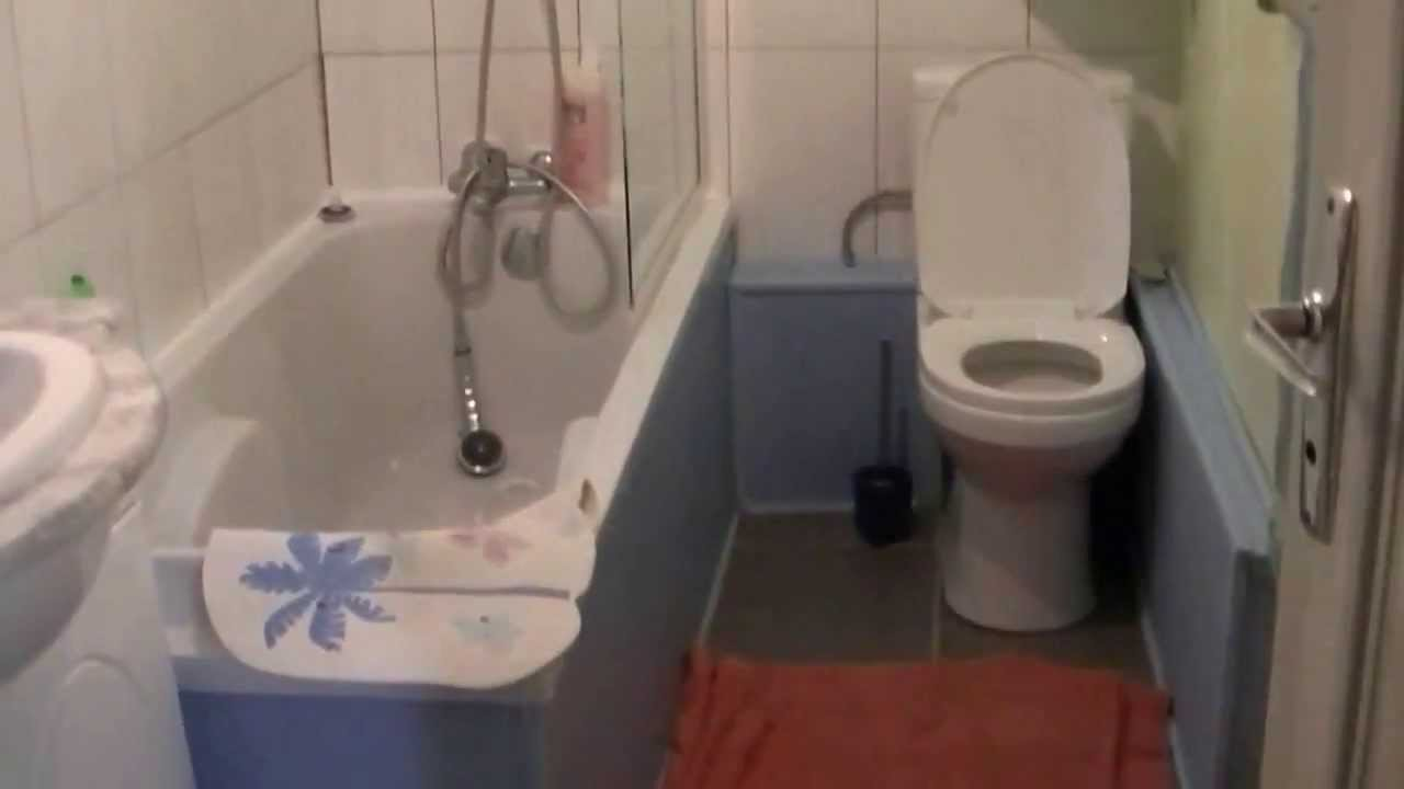 Comment r nover sa salle de bain enti rement seul youtube for Comment percer de la ceramique