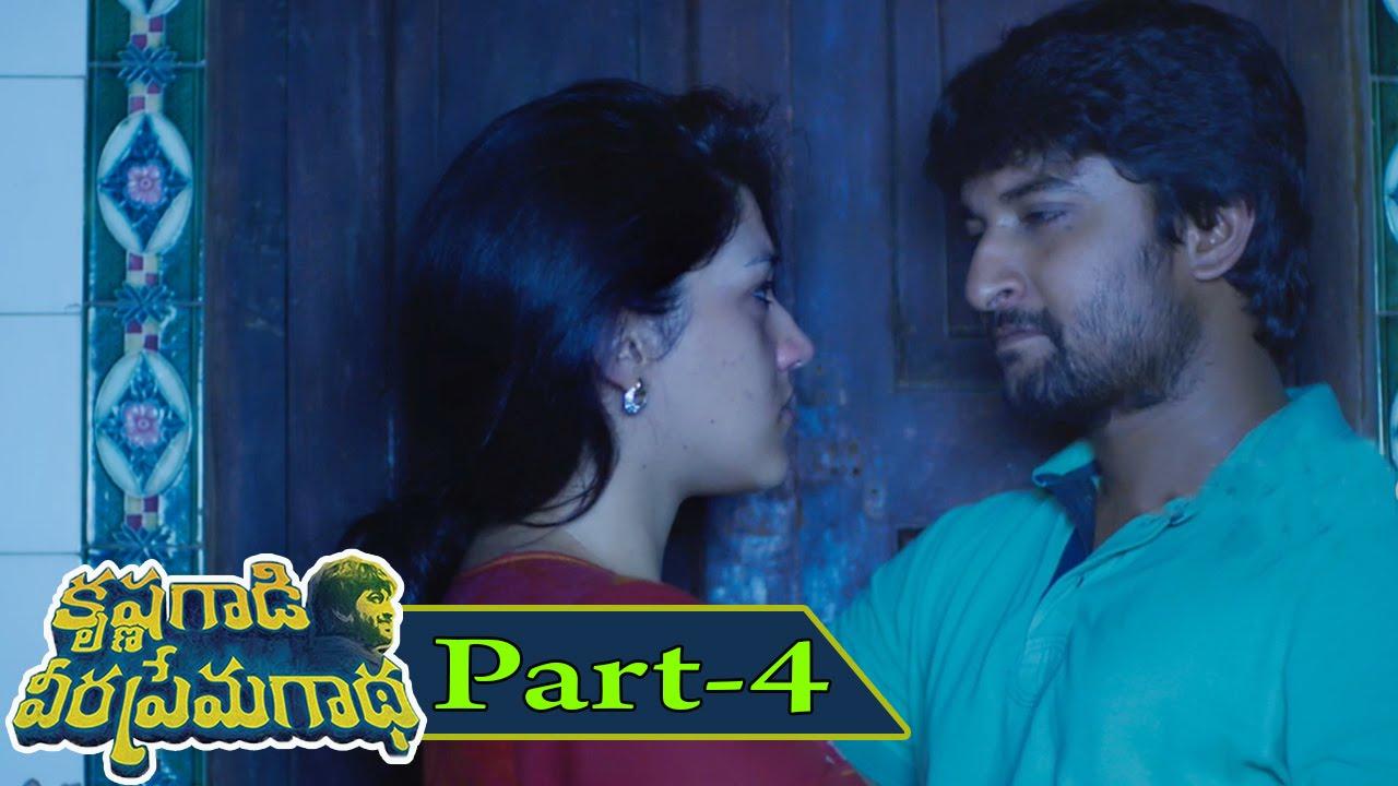 Download Krishna Gaadi Veera Prema Gaadha Full Movie Part 4    Nani, Mehreen Pirzada, Hanu Raghavapudi