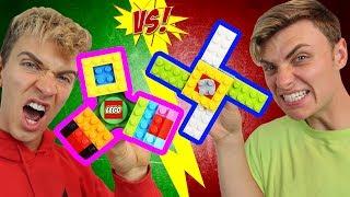 LEGO FIDGET SPINNER!!