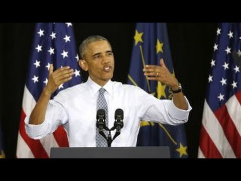 President Obama calls to expand Social Security