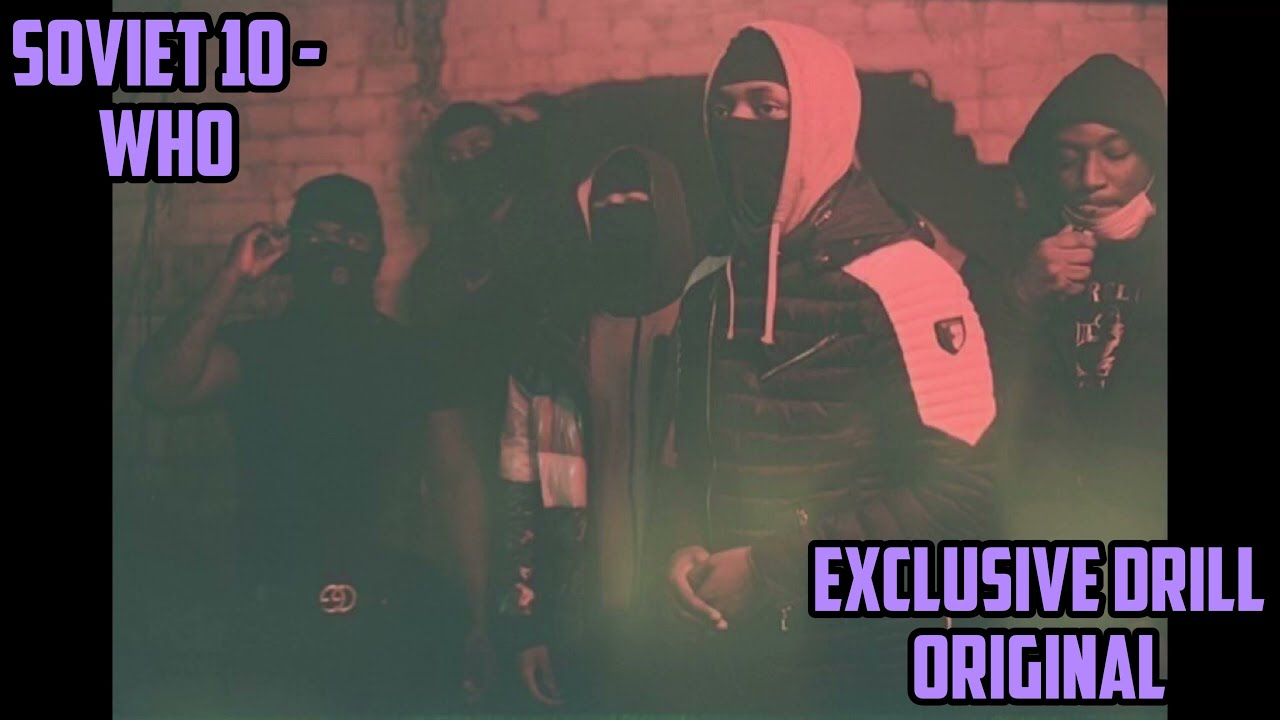 Download Soviet 10 - Who [Official Audio] | @Exclusive Drill