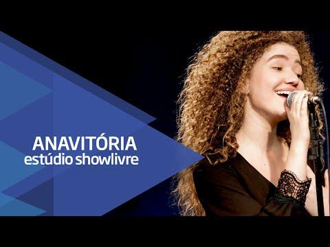 """""""Dengo"""" - Anavitória no Estúdio Showlivre 2015"""