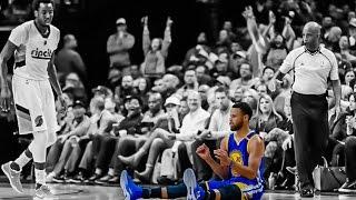 Golden State Warriors vs Portland Trail Blazers - Full Highlights | G4 | Apr 24, 2017 | NBA Playoffs