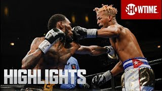 Easter Jr. vs. Barthelemy: Highlights | SHOWTIME Boxing: Special Edition