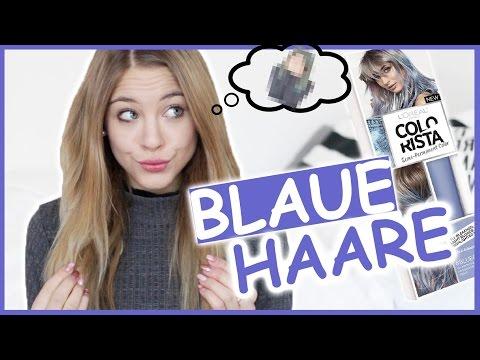 LOREAL COLORISTA im LIVE TEST   TOTALER FAIL?! Haare färben