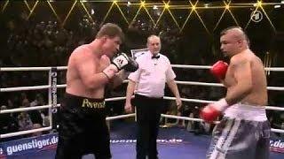 Alexander Povetkin vs Javier Mora