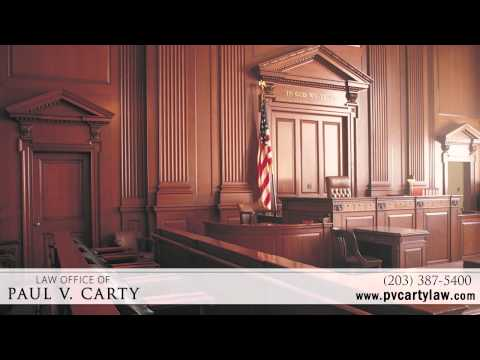 Law Office of Paul V. Carty | Lawyers - Criminal in New Haven