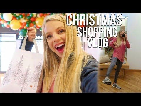 Christmas Gift Shopping + gift ideas!! Vlogmas Day 10 Mp3