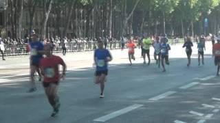 Paris-Versailles 2015 arrivée de 1h05 à 1h18