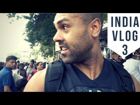 India Vlog #3 Exploring Mumbai