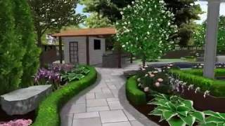 Elite Stone & Garden - Backyard Oasis 3D Landscape & Pool Design Day