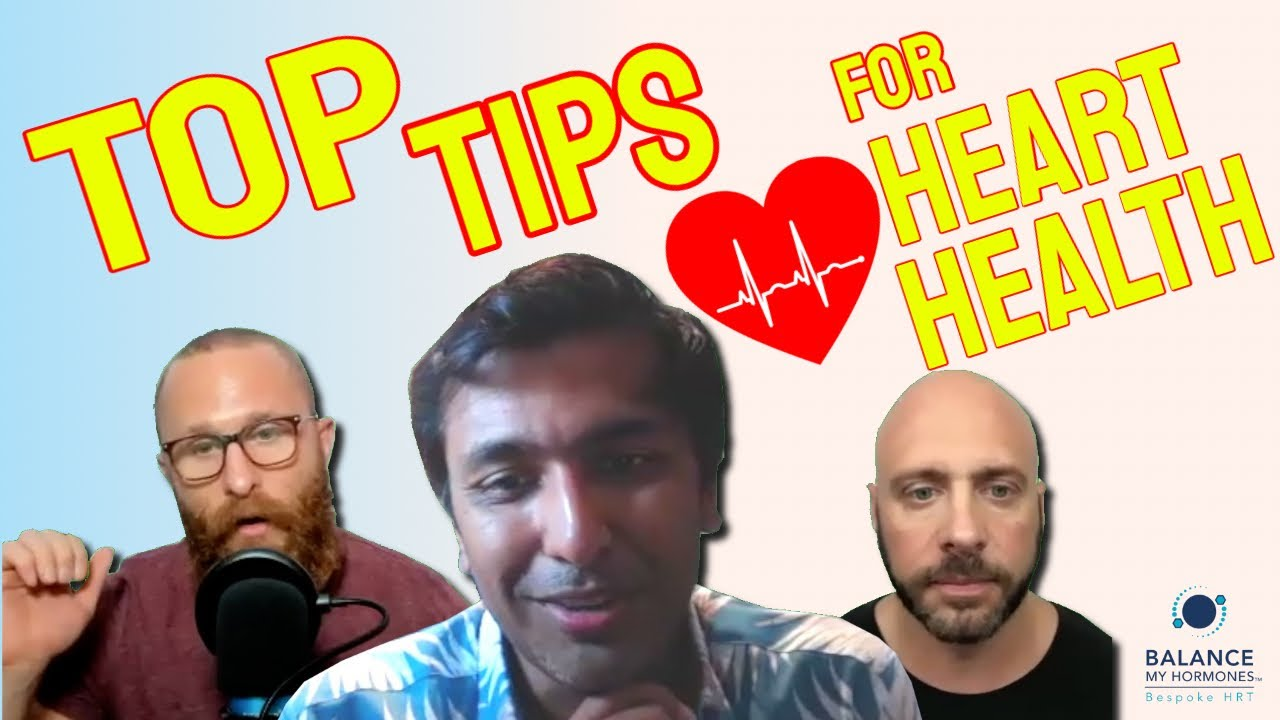 Top Tips for Healthy Heart-Lifestyle Changes to Improving Heart health