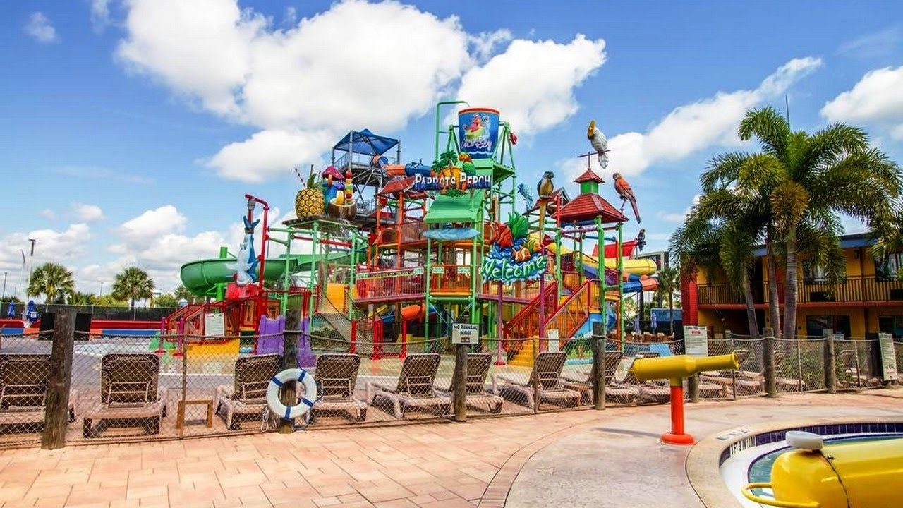 Coco Key Hotel Water Park Resort Orlando Florida Usa 3 Stars