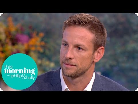 Jenson Button: 'Losing My Dad Changed Everything' | This Morning