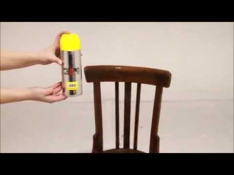 Peinture Fluo En Spray Youtube