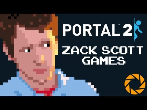 Portal 2 - Part 26 - Wheatley's Tests