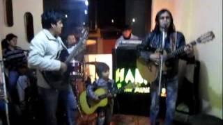 Mac Salvador - Espera de amor HD (En Vivo- la tinguiña)