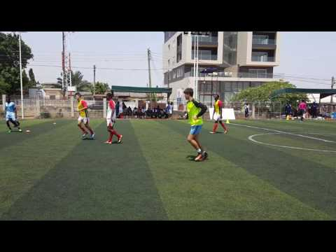 Astros football academy training Ghana 59