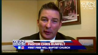 Revival Hits North Carolina Again: 'The Power of God was so Strong'