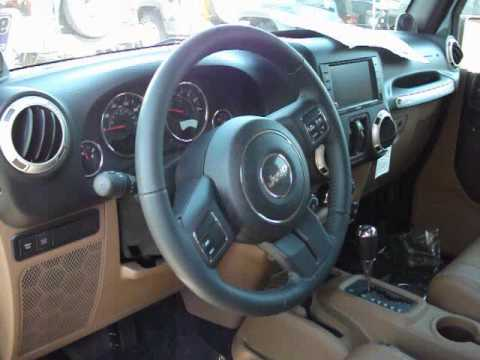 2011 Jeep Wrangler Unlimited Rubicon Start Up Exterior Interior Tour Youtube