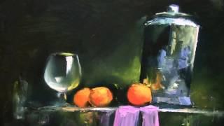 Натюрморт в живописи. урок рисования