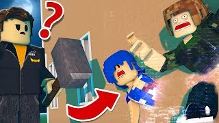 O MENINO QUE ATRAVESSAVA PAREDES | ROBLOX FLEE THE FACILITY