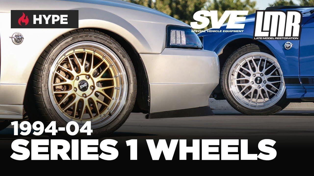 Lmr Mustang Wheels
