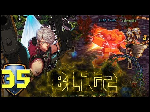 DFO Blitz! - [Male Mechanic] - THE DESTRUCTIVE DETONATOR!