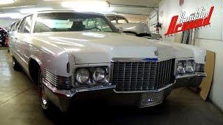 1970 Cadillac Sedan De Ville 472 V8