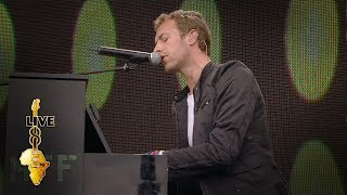 Coldplay - Fix You (Live 8 2005)