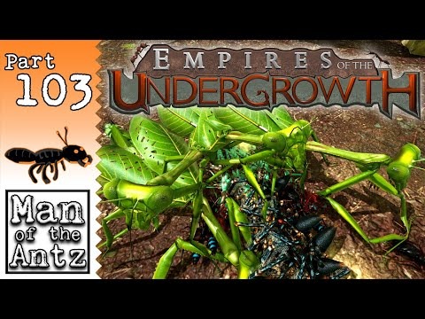 The Other Foot on Hard: Take 2 | Empires of the Undergrowth - Part 103