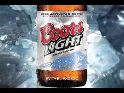 EXPERTEC Advertising   Spot   Cerveza COORS LIGHT   Frost Shield 01