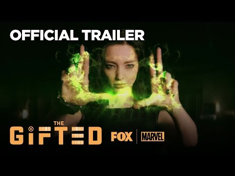трейлер 2017 - Comic-Con 2017 Official Trailer: The Gifted | THE GIFTED