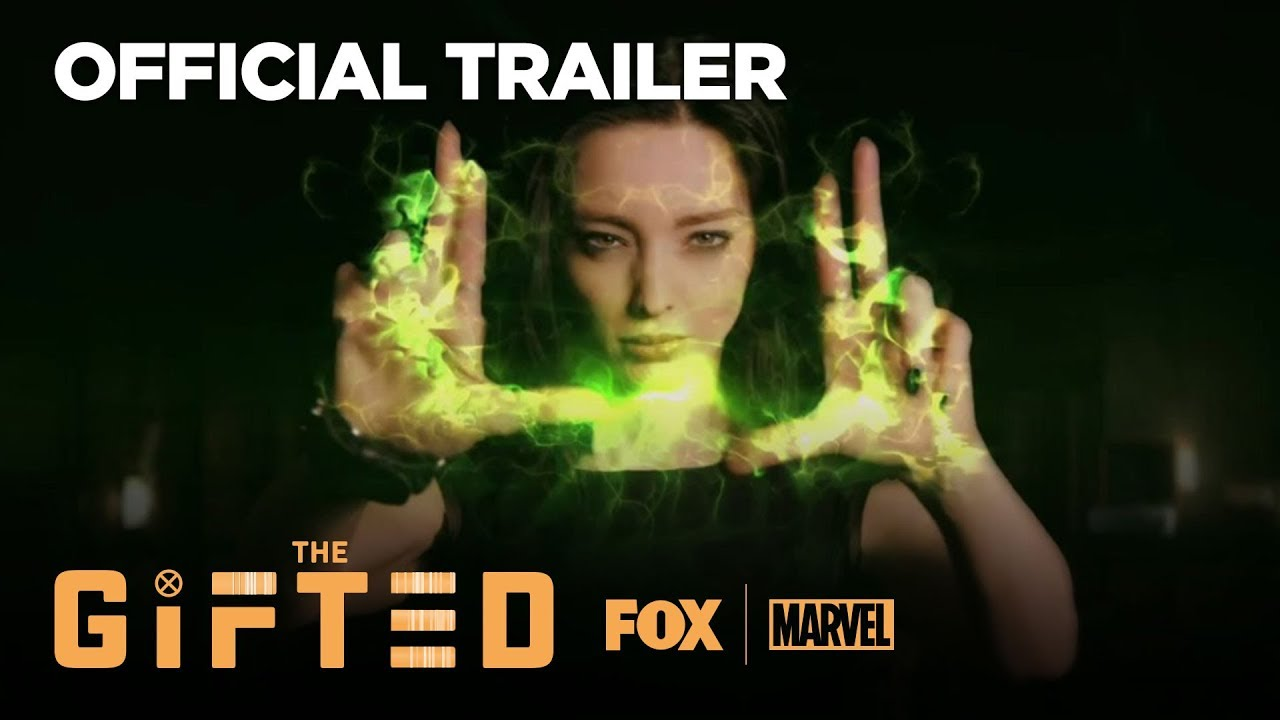 Download Comic-Con 2017 Official Trailer: The Gifted   THE GIFTED