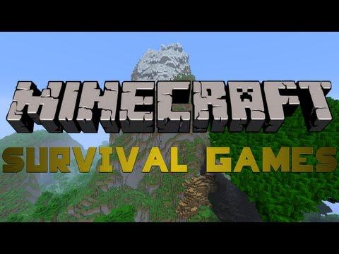 Minecraft: Survival Games - Church Battle!