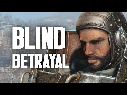 Blind Betrayal - The Fate of Paladin Danse - Fallout 4 Lore